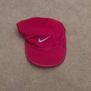 Hot Pink Nike Workout Hat